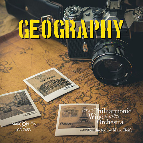 Geography de Marc Reift