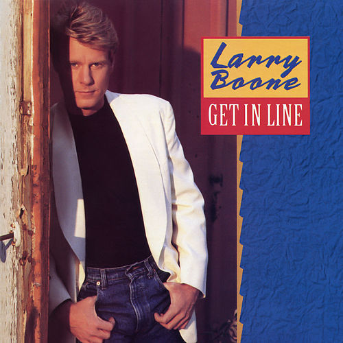 Get In Line by Larry Boone