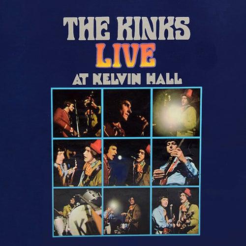 Live at Kelvin Hall de The Kinks