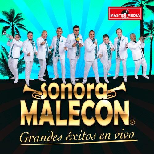 Grandes Exitos en Vivo de La Sonora Malecón