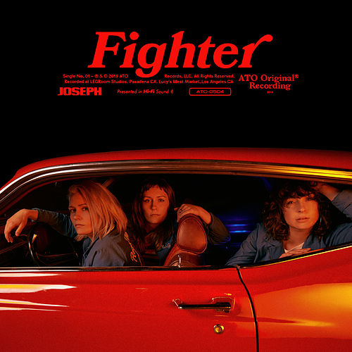 Fighter by Joseph