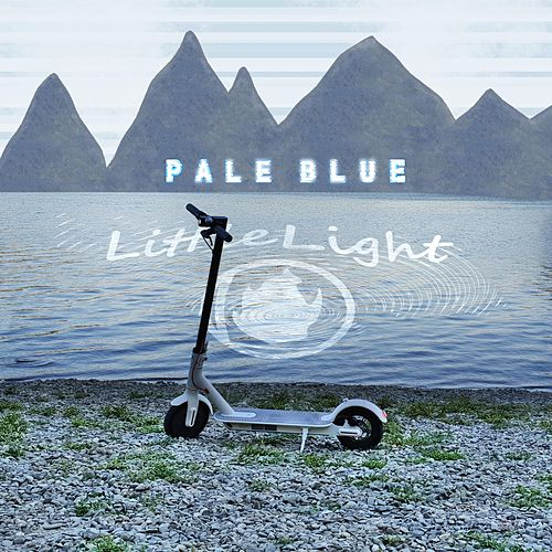 Pale Blue by LittleLight
