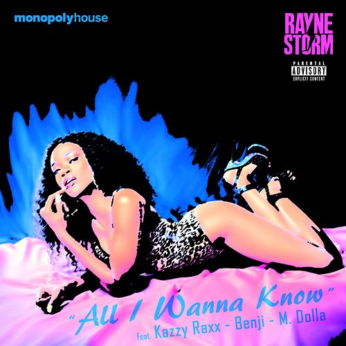 All I Wanna Know by Rayne Storm