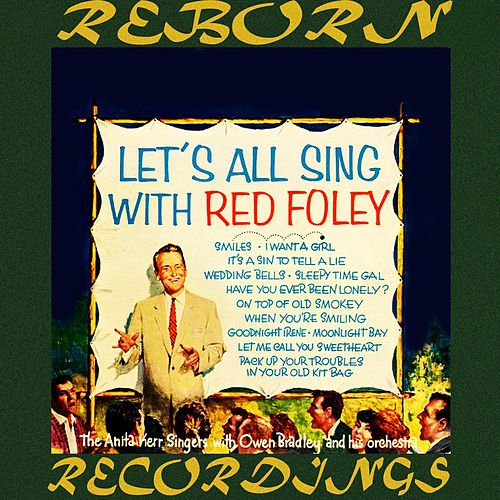 Anita Kerr Singers ‎– Let's All Sing With Red Foley (HD Remastered) de Red Foley