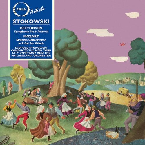 Mozart: Sinfonia Concertante - Beethoven: Symphony No. 6 de Sol Schoenbach