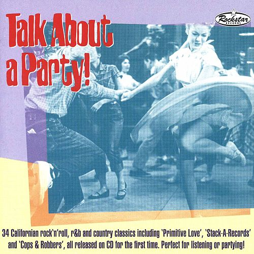 Talk About a Party - The Crest Records Story by Various Artists
