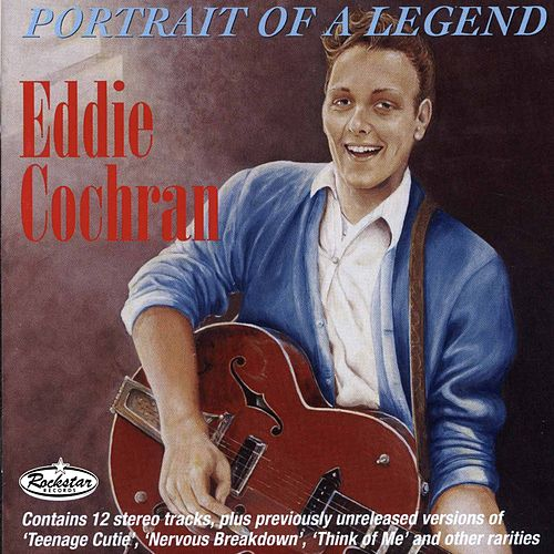 Portait of a Legend von Eddie Cochran