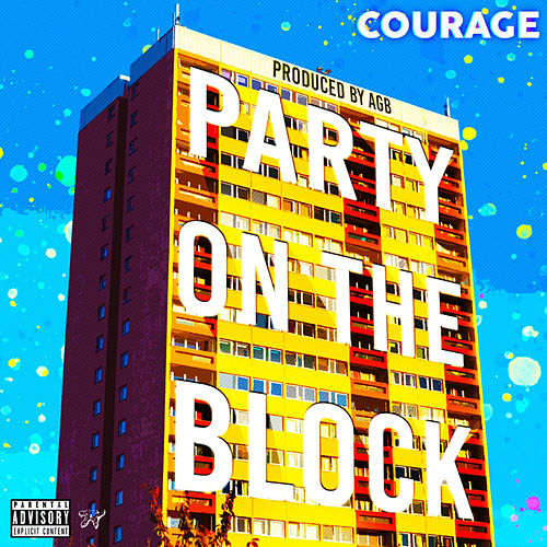 Party On The Block de Courage
