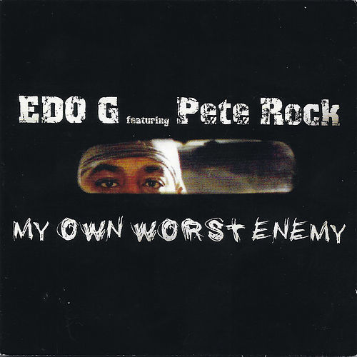 My Own Worst Enemy de Edo G.