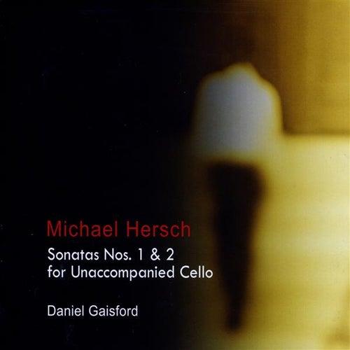 Hersch: Cello Sonatas Nos. 1 & 2 de Daniel Gaisford
