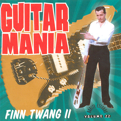 Guitar Mania Vol. 22 de Various Artists