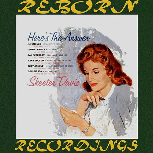 Here's the Answer (HD Remastered) von Skeeter Davis