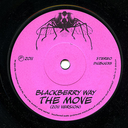 Blackberry Way (2011 Version) by The Move