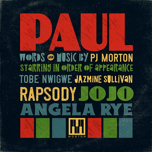 Paul de PJ Morton