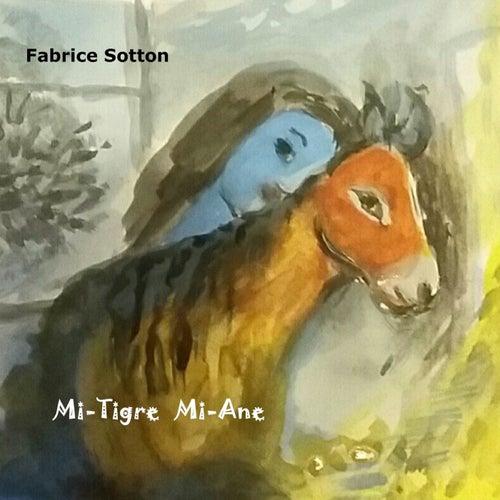 Mi-tigre mi-âne by Fabrice Sotton