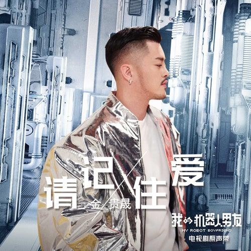Qing Ji Zhu Ai de Joshua Jin