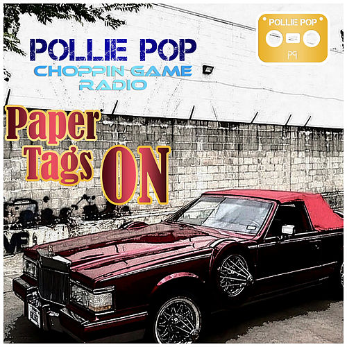 Paper Tags On by Pollie Pop