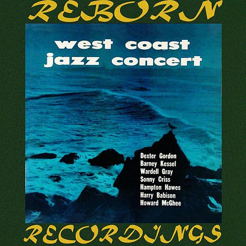 Jazz West Coast Live, Vol.1 (HD Remastered) by Dexter Gordon