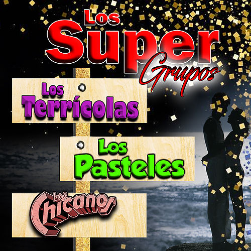 Los Super Grupos de Various Artists
