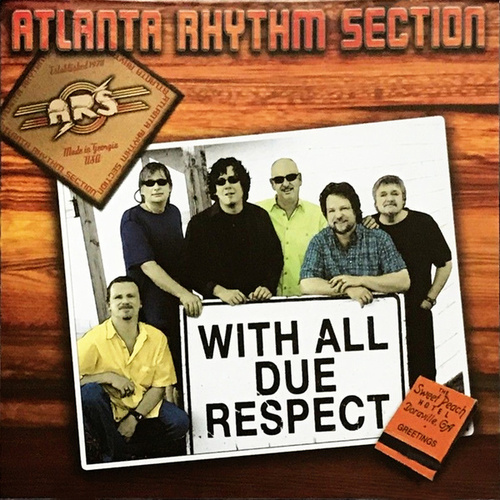 With All Due Respect de Atlanta Rhythm Section
