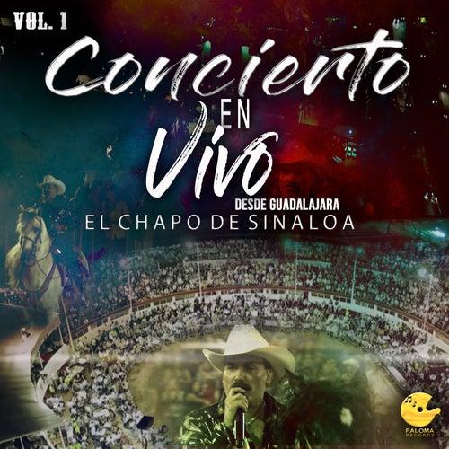 Concierto En Vivo Desde Guadalajara, Vol. 1 by El Chapo De Sinaloa