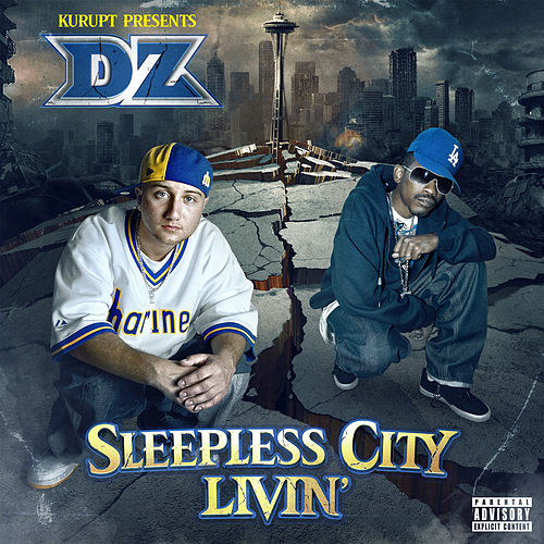 Sleepless City Livin' von Kurupt