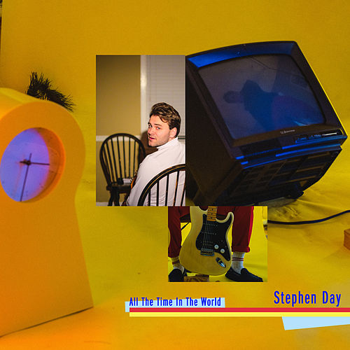 All the Time in the World de Stephen Day