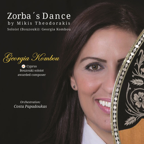 Zorba's Dance by Georgia Kombou