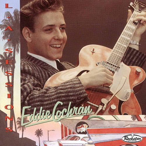 L.A. Sessions by Eddie Cochran