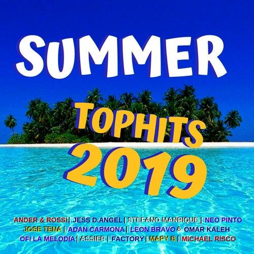Summer Tophits 2019 van Various Artists