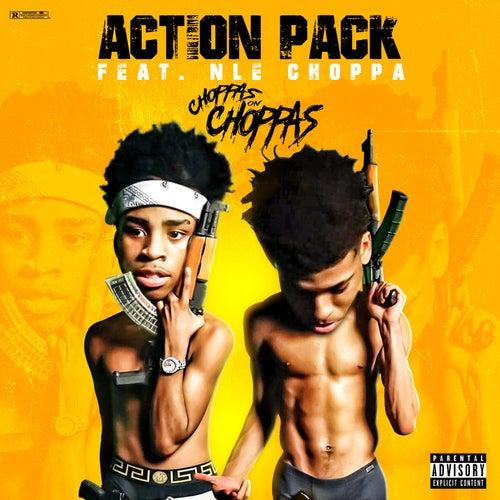 Choppas on Choppas (feat. NLE Choppa) von Action Pack