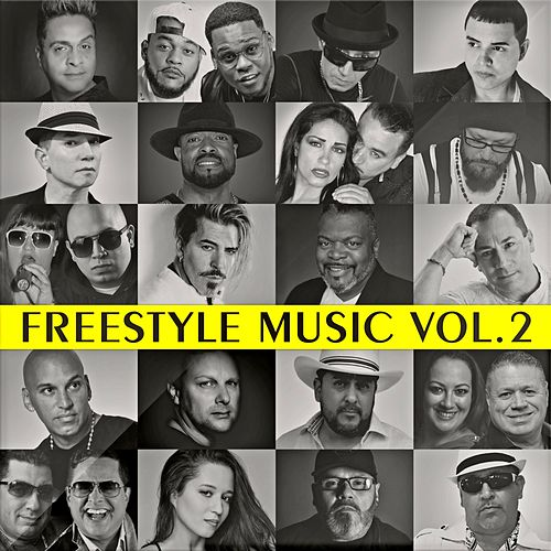 Freestyle Music, Vol. 2 de Various Artists