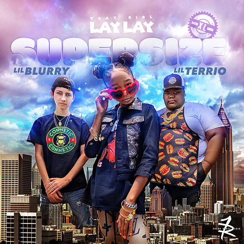 Supersize XL (feat. Lil Blurry & Lil TerRio) de That Girl Lay Lay