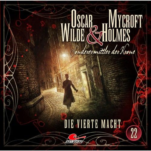 Sonderermittler der Krone, Folge 22: Die vierte Macht von Oscar Wilde
