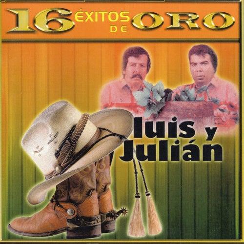 16 Exitos De Oro by Luis Y Julian