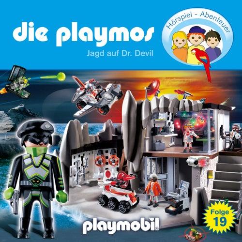 Folge 19: Jagd auf Dr. Devil (Das Original Playmobil Hörspiel) von Die Playmos