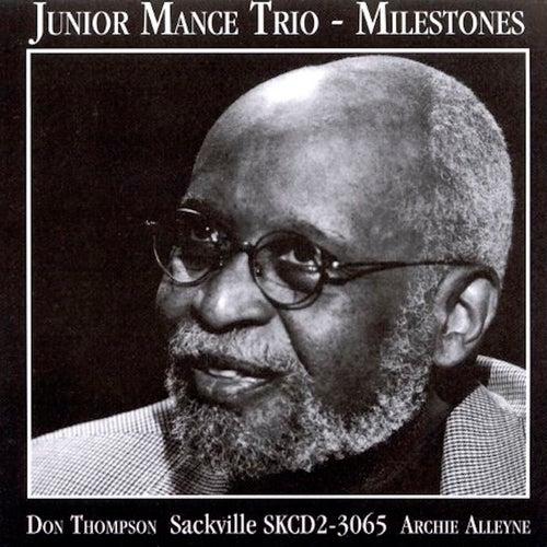 Milestones by Junior Mance Trio