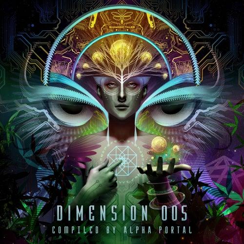 Dimension 005 (Compiled by Alpha Portal) de Various Artists