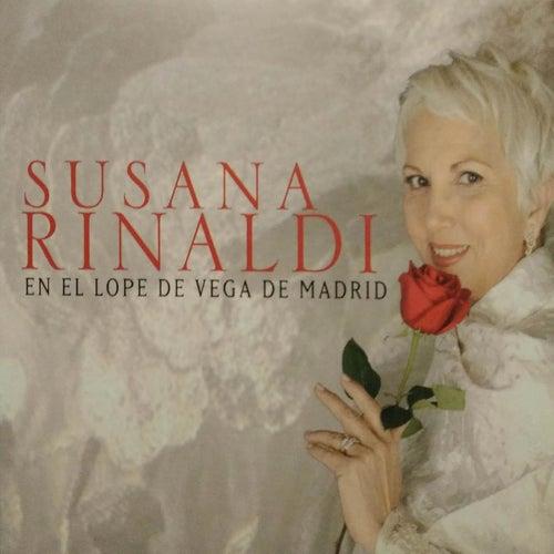 En el Lope de Vega de Madrid de Susana Rinaldi