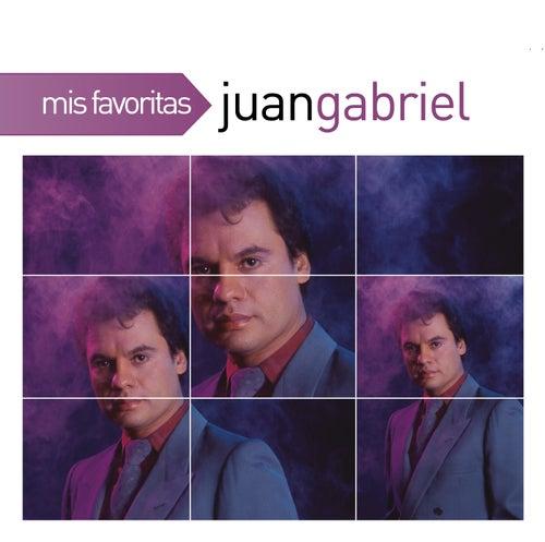 Mis Favoritas de Juan Gabriel
