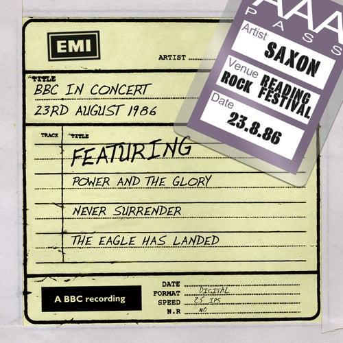 BBC In Concert (23rd August 1986) von Saxon