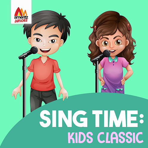 Sing Time: Kids Classic de The Countdown Kids