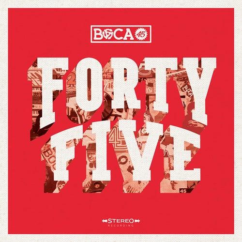 Forty Five di Boca45