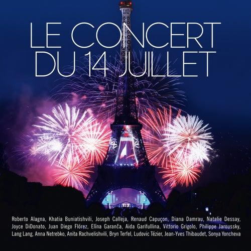 Le concert du 14 juillet de Various Artists