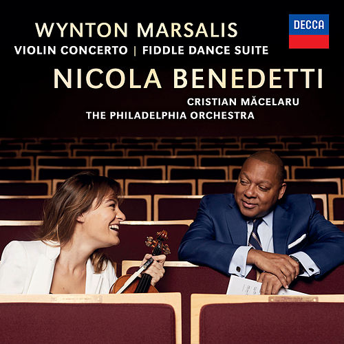Marsalis: Violin Concerto; Fiddle Dance Suite by Nicola Benedetti