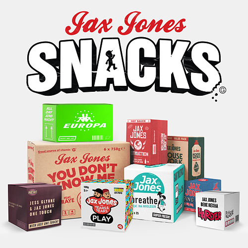Snacks de Jax Jones