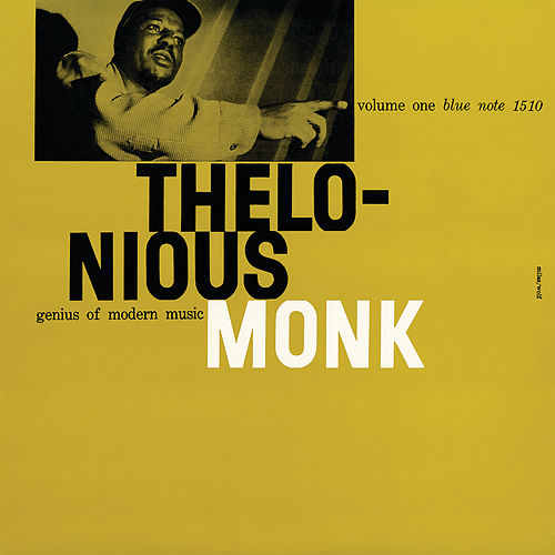 Genius Of Modern Music Volume One by Thelonious Monk