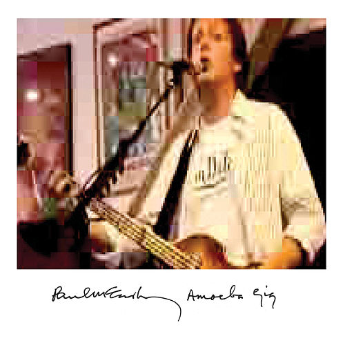 Amoeba Gig (Live) von Paul McCartney