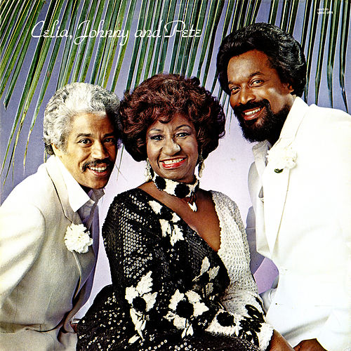 Celia, Johnny, And Pete de Celia Cruz