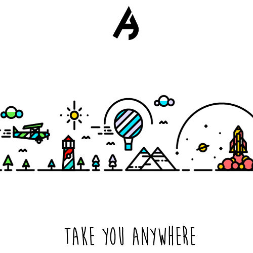 Take You Anywhere by Audrey Jolin